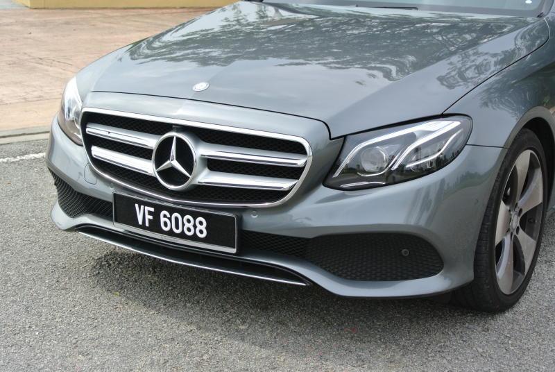Mercedes-Benz E 250 Avantgarde - 04-1