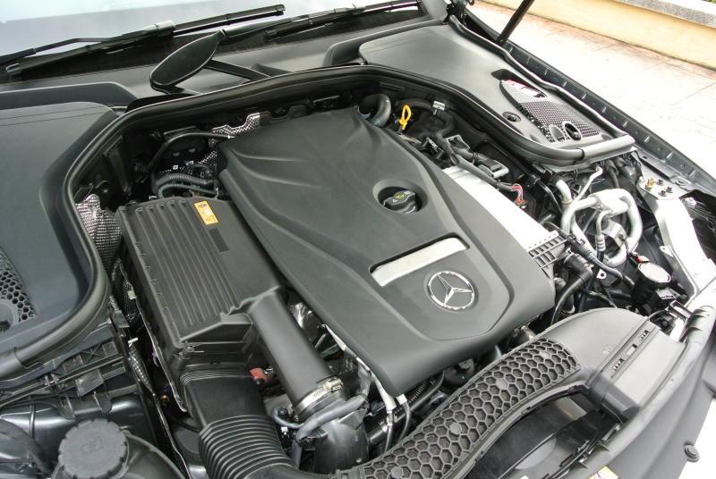 Mercedes-Benz E 250 Avantgarde - 08