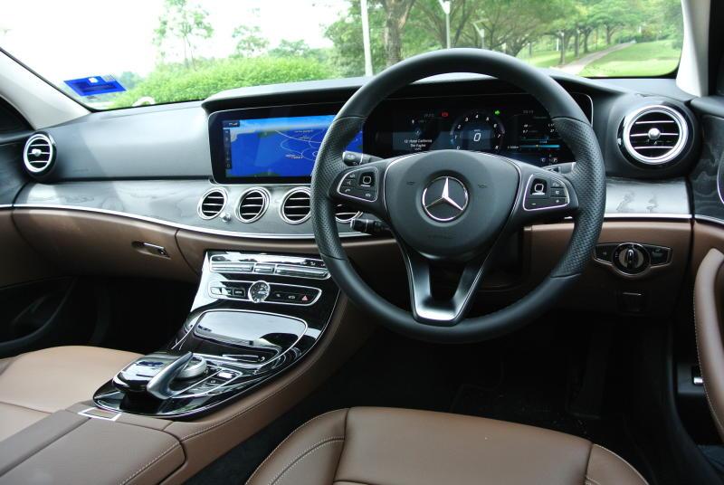 Mercedes-Benz E 250 Avantgarde - 20