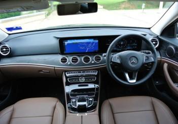 Mercedes-Benz E 250 Avantgarde - 35