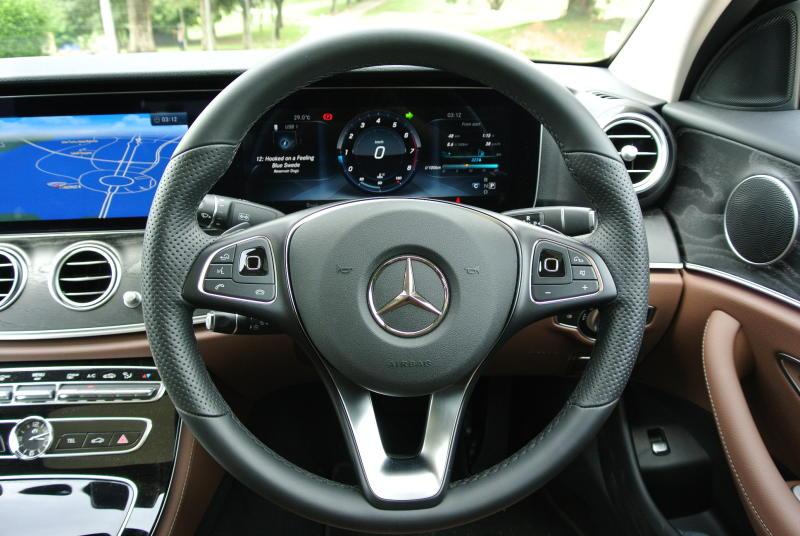 Mercedes-Benz E 250 Avantgarde - 37