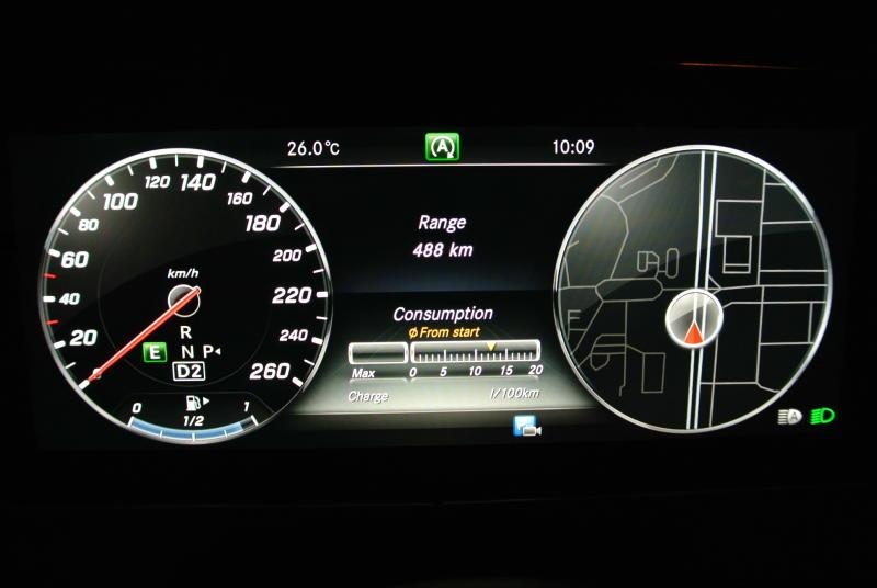 Mercedes-Benz E 250 Avantgarde - 39