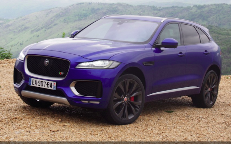Jaguar F PACE Is 2017 World Car Of The Year