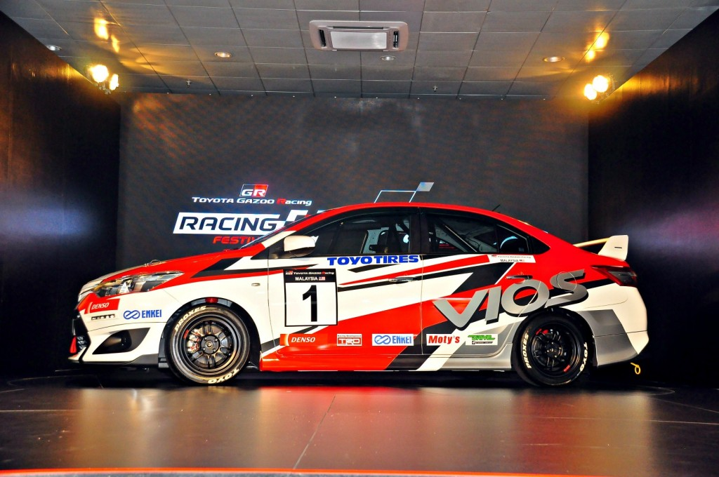 All you want to know about Vios Challenge street race series | CarSifu