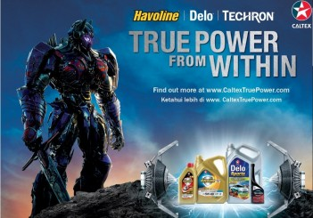 Caltex launches True Power from Within promotion