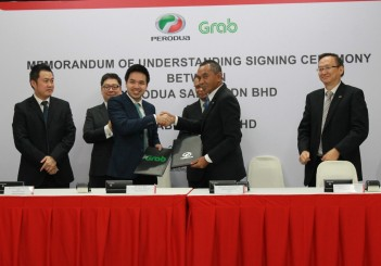 Grab signs MoU with Perodua - 02