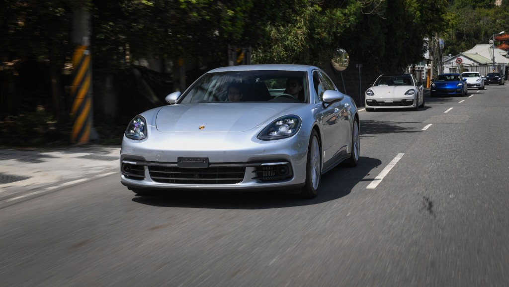 Porsche Panamera - 06
