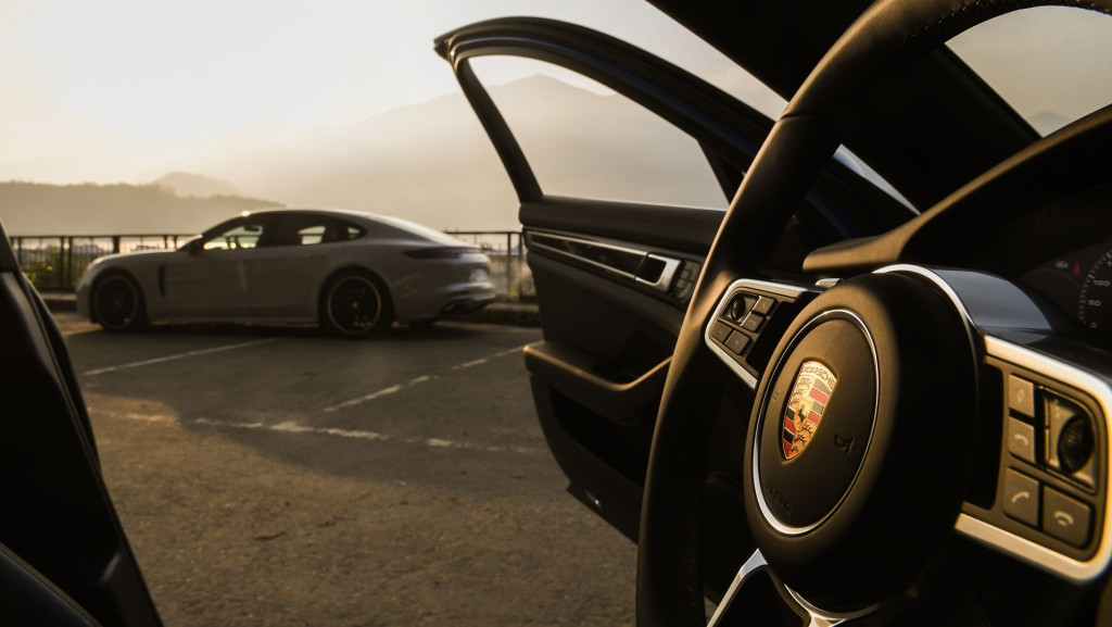 Porsche Panamera - 09