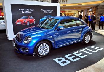 Volkswagen Beetle 1.2 Sport Package - 01