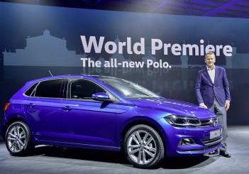 Volkswagen Weltpremiere ? Der neue Polo