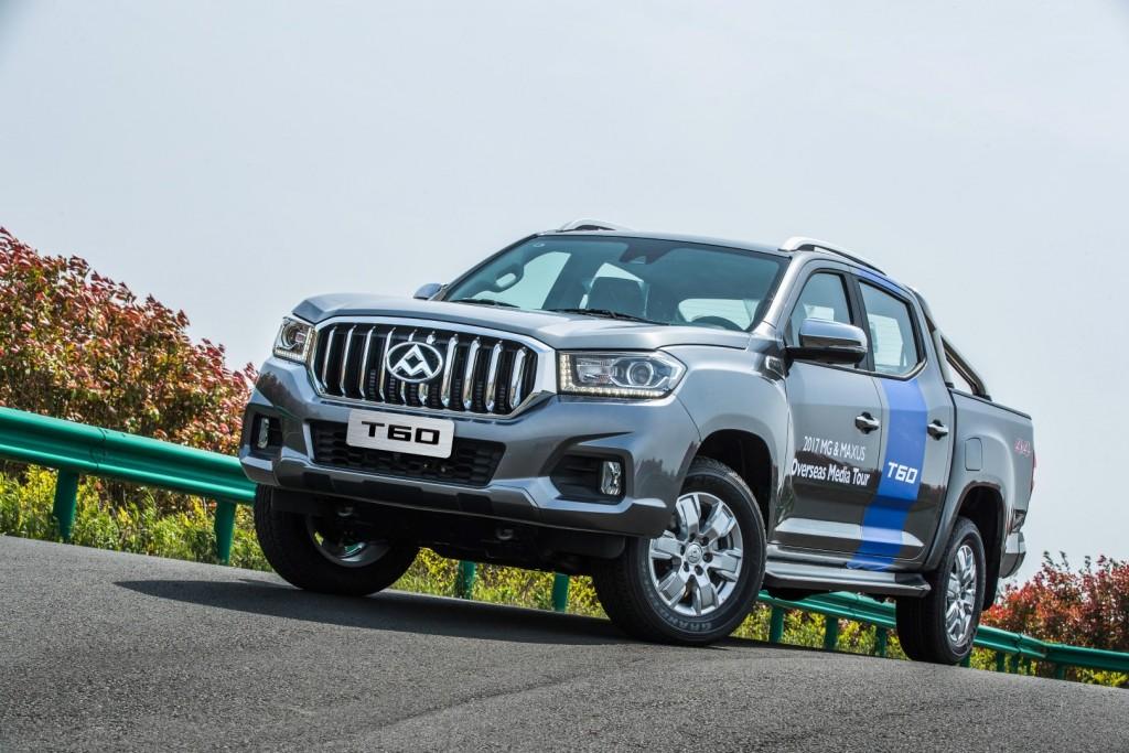 Maxus T60 pick-up truck may enter Malaysia   CarSifu