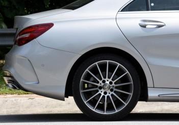 Mercedes-Benz CLA 200 coupe (5)