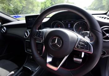 Mercedes-Benz CLA 200 coupe (9)