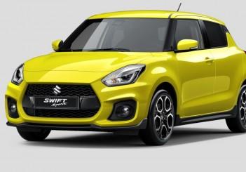 News Autos Suzuki Swift Sport Carsifu