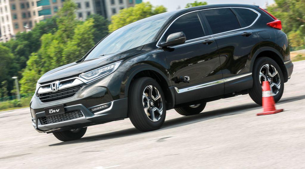 Latest CR V Helps Honda Malaysia Blaze New Record