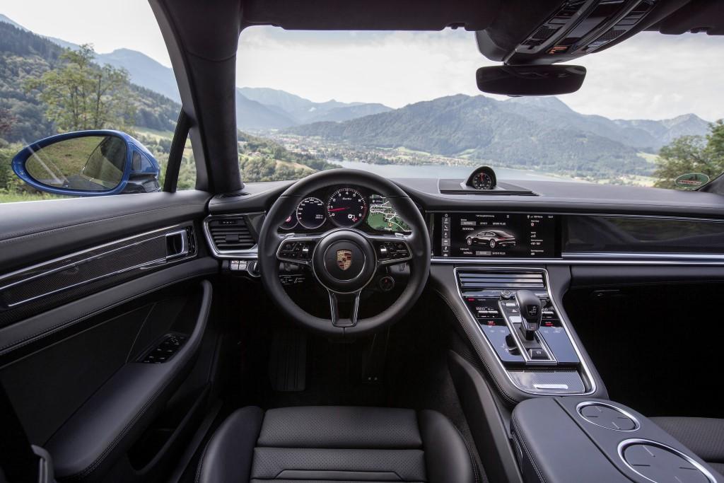 Carsifu 2018 Porsche Panamera Turbo (12)