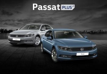 Carsifu Volkswagen Passat Plus 2017 (Custom)