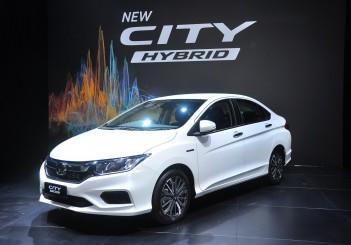 Honda City Sport Hybrid i-DCD - 01