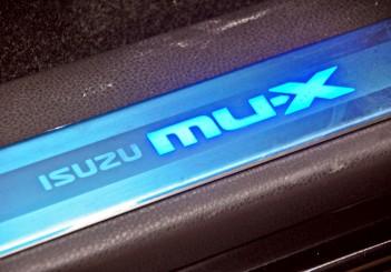 Isuzu mu-X Type-S - 33-1