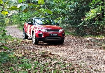 Land Rover Range Rover Evoque - 01