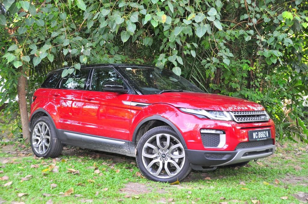 Land Rover Range Rover Evoque - 12