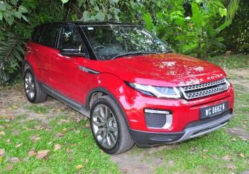 Land Rover Range Rover Evoque - 14