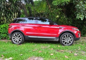Land Rover Range Rover Evoque - 15