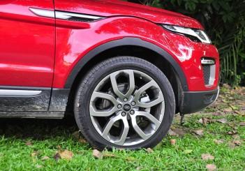Land Rover Range Rover Evoque - 16
