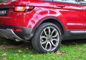 Land Rover Range Rover Evoque - 17