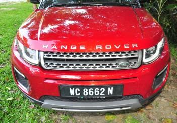 Land Rover Range Rover Evoque - 21