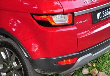 Land Rover Range Rover Evoque - 37