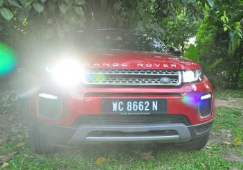 Land Rover Range Rover Evoque - 39
