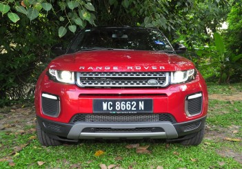 Land Rover Range Rover Evoque - 40