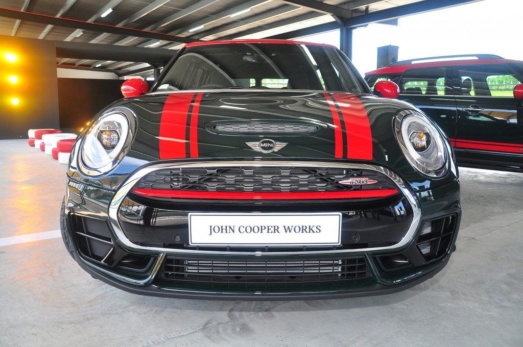 New Mini Jcw Clubman And Countryman Roll In From Rm329k Carsifu