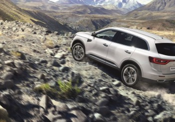 New Renault Koleos 4WD_Off-road terrain