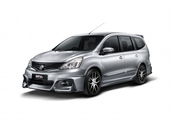 Nissan Grand Livina IMPUL - 01