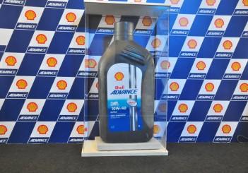 Shell Advance Ultra with PurePlus Technology