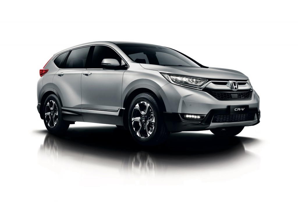 PETALING JAYA: The All New CR V Has Achieved A 5 Star Rating With The  Overall Score Of 88.80 Points In Adult Occupant Protection (AOP), Child  Occupant ...