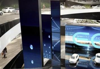 Mercedes-Benz Cars auf der IAA 2017 Mercedes-Benz Cars at the 2017 IAA