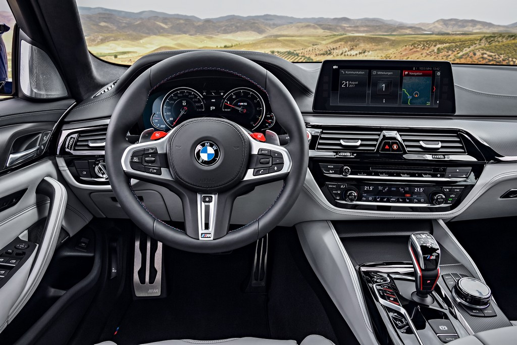 This is the new 600hp BMW M5   CarSifu