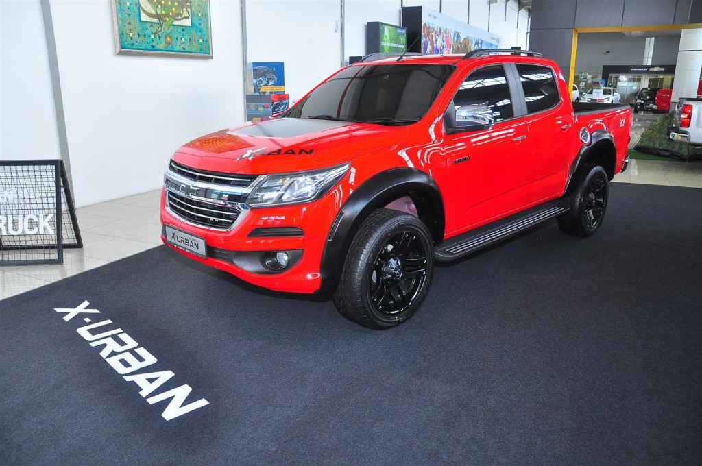 Chevrolet Colorado X-Urban - 01