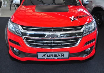 Chevrolet Colorado X-Urban - 58