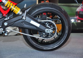 Ducati Monster 797 - 10