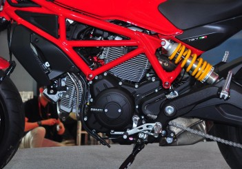Ducati Monster 797 - 11