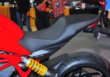 Ducati Monster 797 - 12