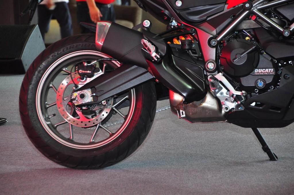 Ducati Multistrada 950 - 14