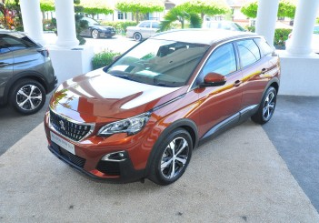 Peugeot 3008 ACTIVE THP - 01