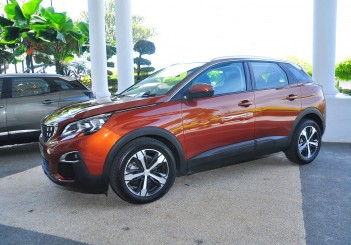 Peugeot 3008 ACTIVE THP - 04