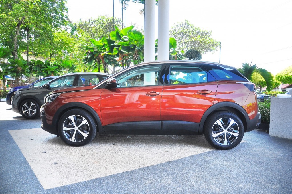 Peugeot 3008 ACTIVE THP - 05