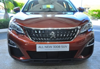 Peugeot 3008 ACTIVE THP - 19